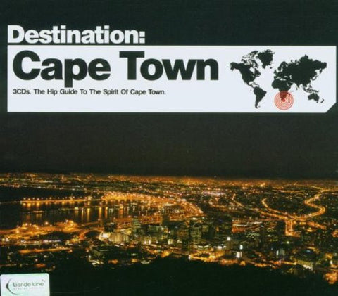 Destination: Cape Town (3CD set) Bar de Lune