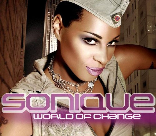 Sonique - World Of Change (CD Single)