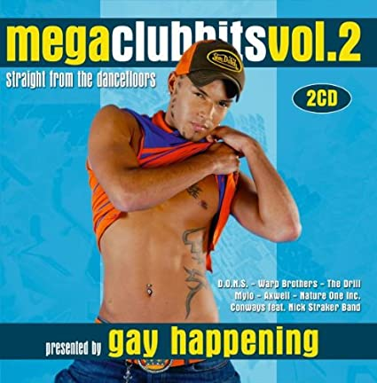 Gay Happening Presents Mega Clubhits 2