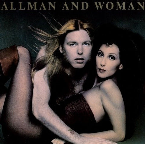 CHER - Allman and Woman CD
