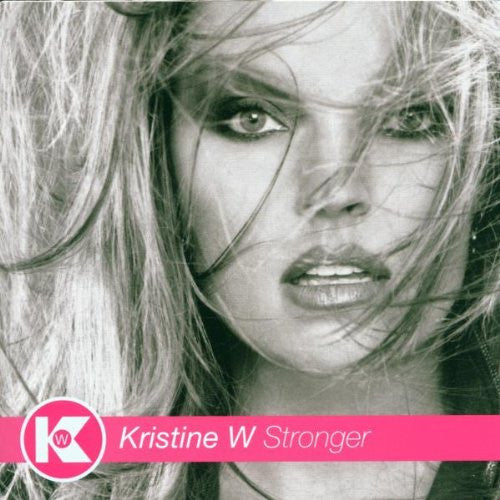 Kristine W. - Stronger (Bonus Tracks) CD