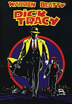 DICK TRACY DVD - MADONNA / Warren Beatty (Widescreen) New