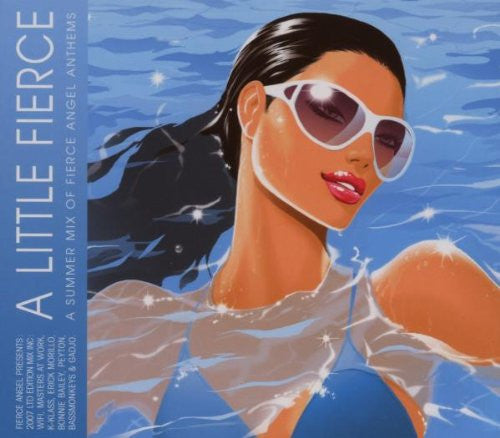 Various - A Little Fierce: Summer Mix - Import CD