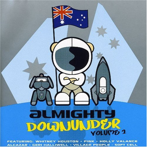 Almighty Downunder vol.2 (2CD) used (Whitney, Geri, Elton, P!NK ++