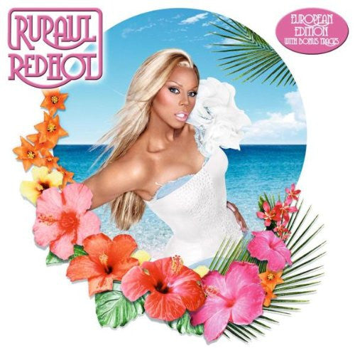 Ru Paul - Red Hot (European Edition) bonus tracks CD (RuPaul)