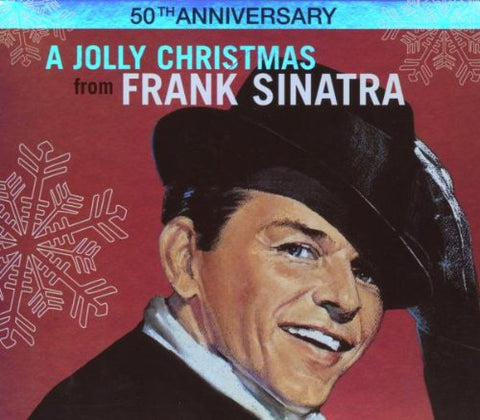 Jolly Christmas From Frank Sinatra Remastered CD - New