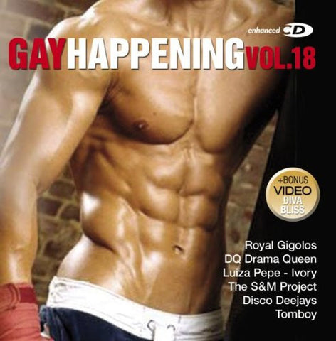 Gay Happening, Vol. 18 - CD
