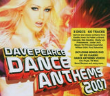 Dance Anthems Spring 2007 (Import) Dave Pearce 2CD +  DVD (PAL)