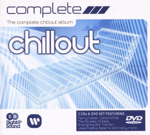 Complete Chillout 2 CD/ DVD set  (NEW)