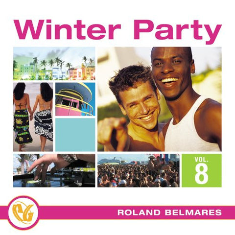 Party Groove - Winter Party vol. 8 - CD (Continuous Mix)