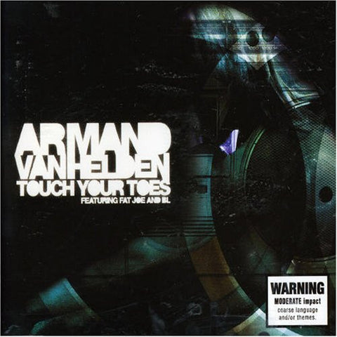 Armand Van Helden - Touch Your Toes (Import CD Single)
