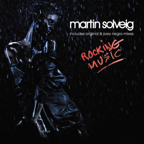 Martin Solveig - Rocking Music CD single