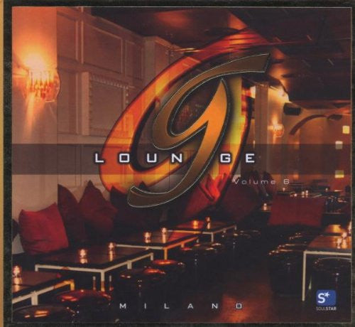 G Lounge Milano vol. 6 CD