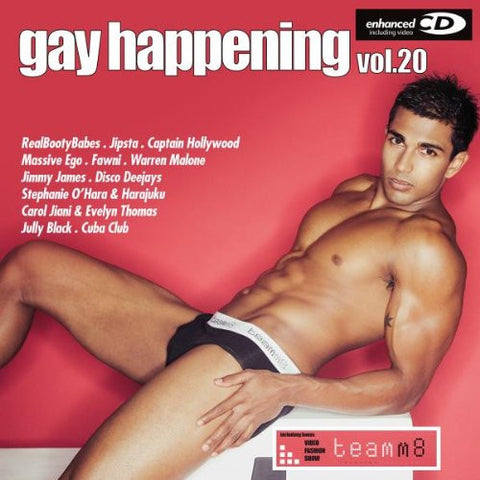 Gay Happening, Vol. 20 CD New