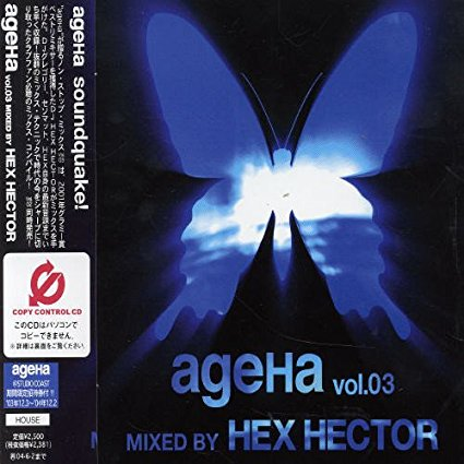 Hex Hector - Ageha vol.03 (CD)