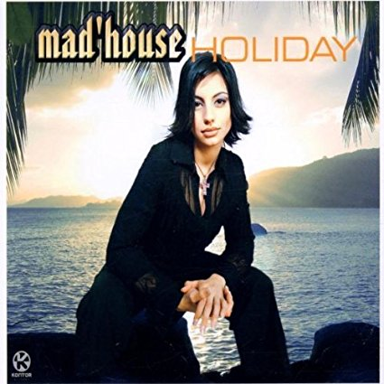 Mad'house - Holiday CD single (Madhouse)