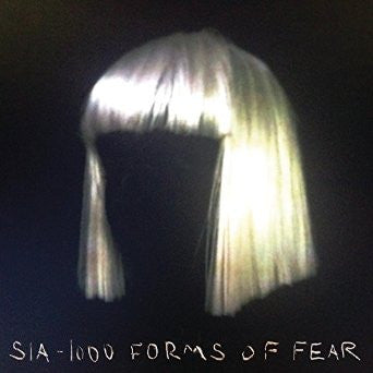 SIA - 1000 Forms of Fear CD (SALE)