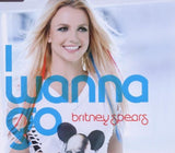 Britney Spears - I Wanna Go (Official Import CD single  2 track