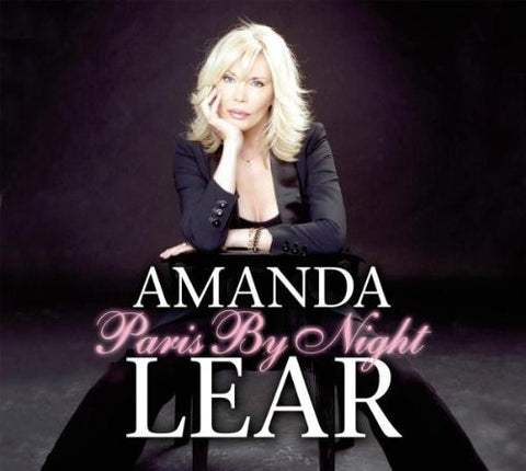 Amanda Lear - Paris By Night (CD single)