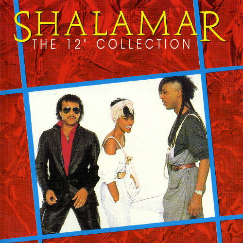 Shalamar (Jody Watley) - The 12 INCH COLLECTION (Import CD)