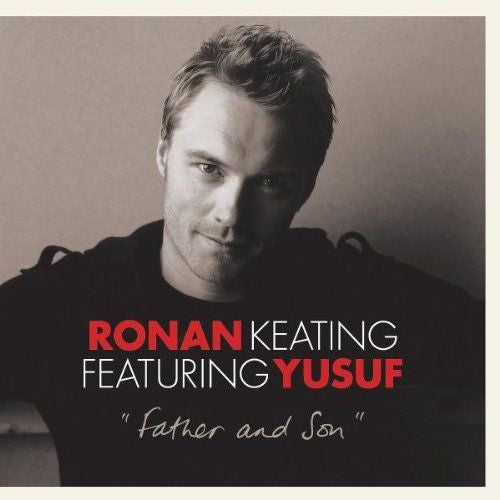 Ronan Keating ft. Yusuf - Father And Son - Remix CD Single