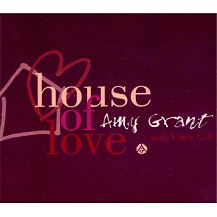 Amy Grant - House Of Love CD single Remix (Used)