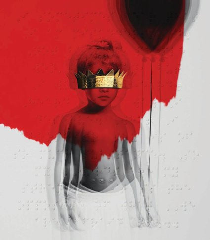Rihanna - ANTI (Deluxe) CD