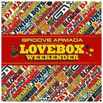 Groove Armada - Lovebox 2CD