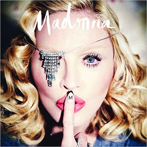 MADONNA 2016 USA Calendar (Official)