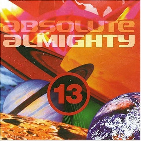Absolute Almighty 13 - CD
