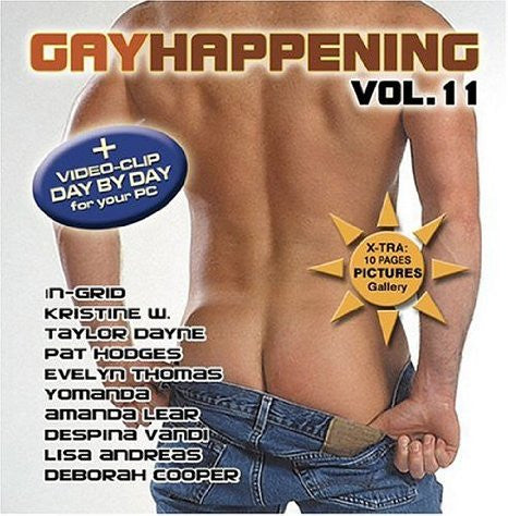 Gay Happening, Vol. 11 - CD