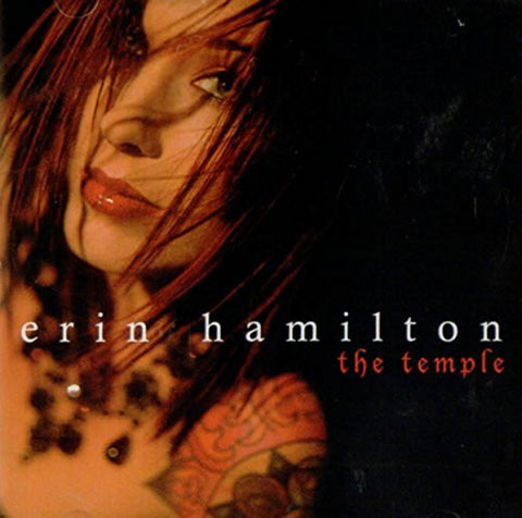 Erin Hamilton - The Temple - CD Maxi-Single