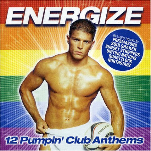 Almighty - Energize Pumpin' club anthems (Import double CD)