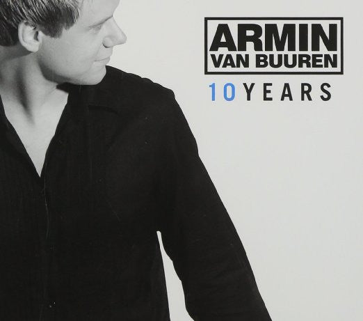 Armin Van Buuren - 10 Years (2PC) Hits