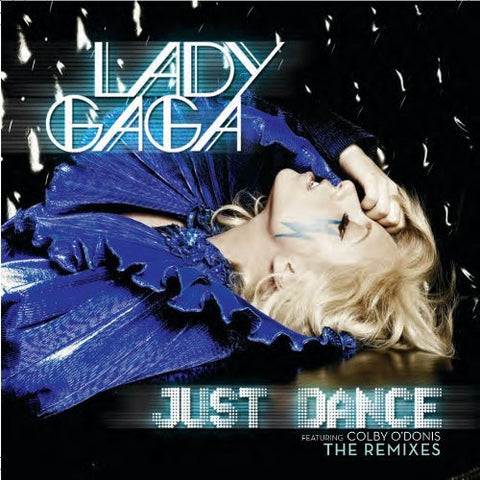 Lady Gaga - Just Dance (USA Maxi Single) New