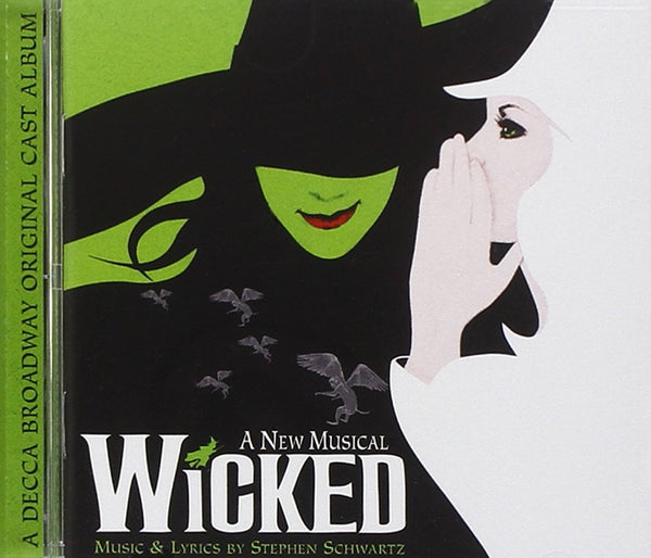 Wicked - Broadway Original Cast Album CD