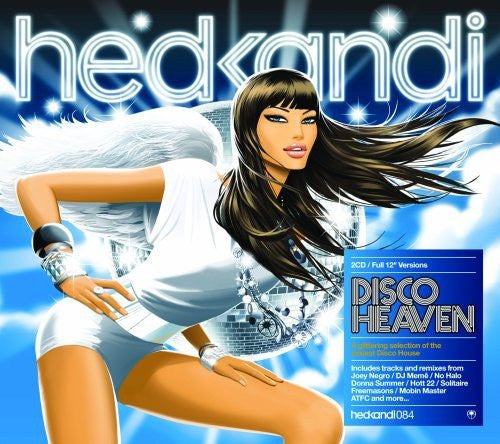 Various - Hed Kandi: Disco Heaven - 2CD (SALE)