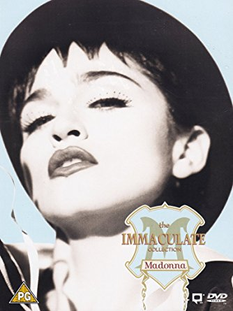 Madonna - Immaculate Collection DVD (Used)