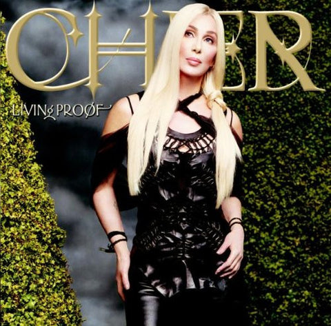 CHER - Living Proof (IMPORT) Alternate track CD New