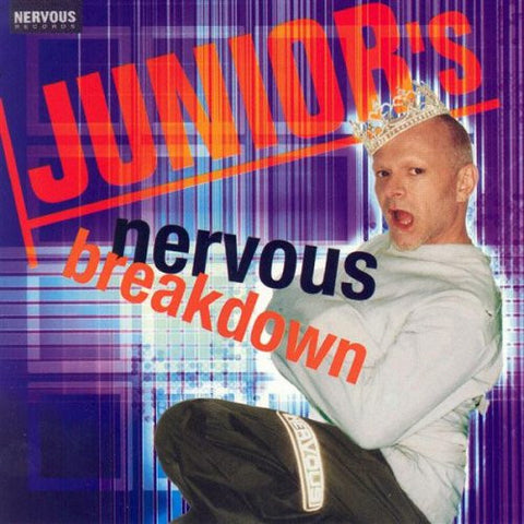 Junior Vasquez -Junior's Nervous Breakdown CD