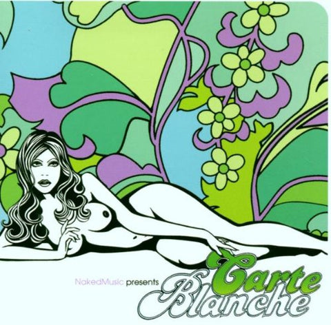 Carte Blanche - The Aquanote Session vol.1  - Used CD