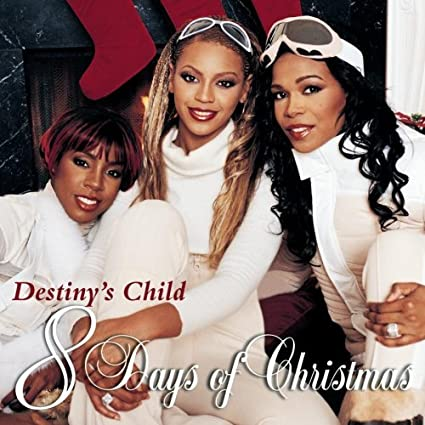 Destiny's Child / Beyonce - 8 Days of Christmas - Used CD