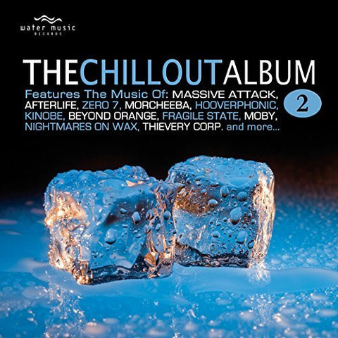 The Chillout Album vol.2  CD