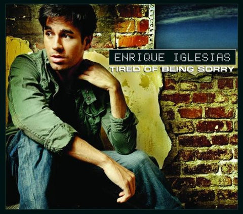 Enrique Iglesias - Tired Of Being Sorry - Import CD Maxi-Single (used)