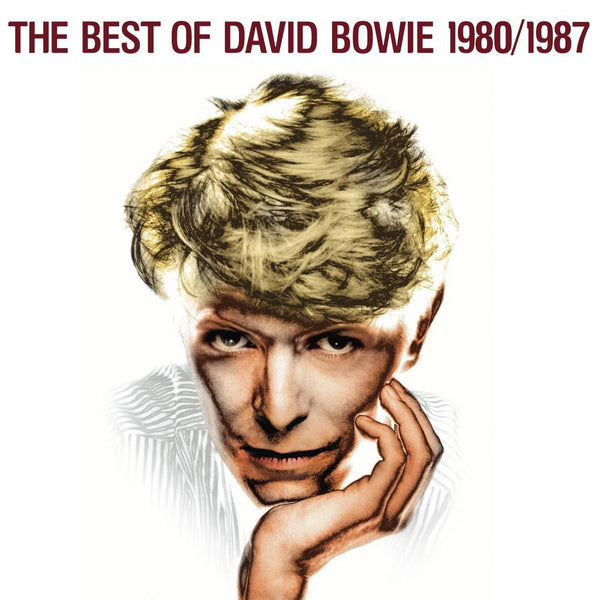 David Bowie The Best of Sight & Sound 1980/1987 CD + DVD (PAL)