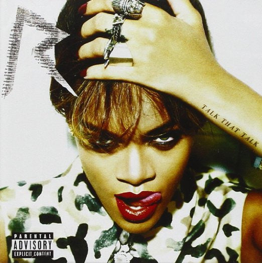 Rihanna - Talk That Talk (Explicit) Used CD