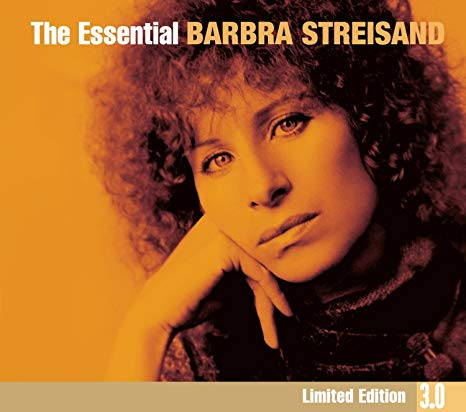 Barbra Streisand -The Essential  3.0  (3CD set) Limited Edition - Used