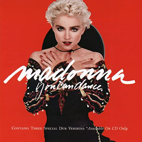 Madonna - YOU CAN DANCE (BMG service version) Used CD