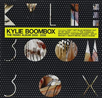 Kylie Minogue - BOOMBOX (REMIX CD) New