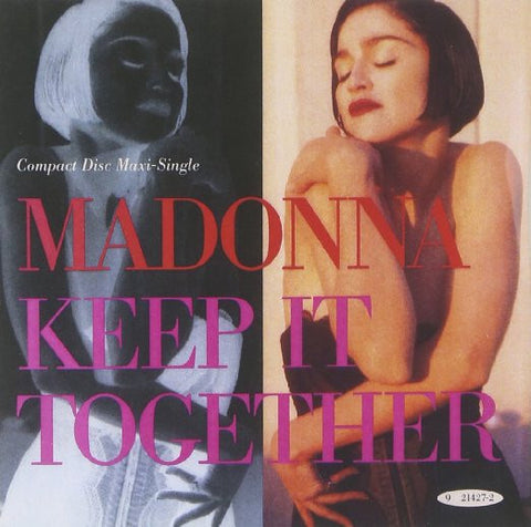 Madonna - Keep It Together (USA Maxi single) New CD